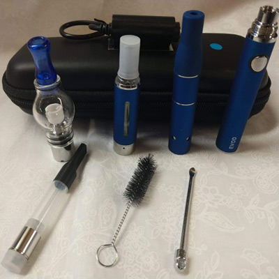 4-1 Vaporizer Kit (Available in variety of colors)
